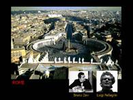 In Rome: great city, great teachers