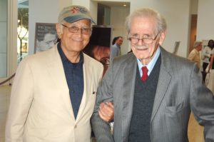 Norman Corwin and Norman Lear